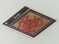 Vintage Super RARE Flojos Surf Surfboard Sticker Decal 1980's