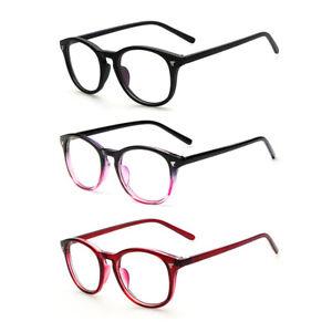 Fashion Reading Glasses Plastic Frame Resin Lenses +0.50 1.00 1.25 1.50 ~ 6.00