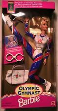 Martel Barbie Olympic Gymnast 1996 Atlanta Games Doll