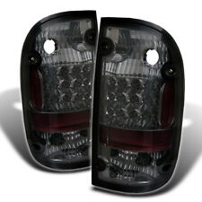 Toyota 01-04 Tacoma Smoke LED  Rear Tail Brake Lights Lamp Set DLX S/Pre-Runner