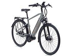 Tretwerk Trekking E-Bike Bronx 4.0 Mittelmotor 28 Zoll Grau 51 cm