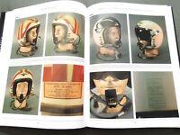 """JET AGE FLIGHT HELMETS"" USAF USN USMC PILOT NASA ASTRONAUT REFERENCE BOOK US"