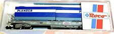 BORSE SBB CARRO unità tasche carri armati Carro Hupac ROCO 25215 N 1:160 OVP hq3 å