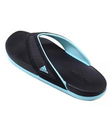 Adidas Womens Adilette Comfort Yoga Summer Flip Flop Sandals