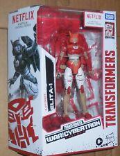 Transformers Siege Netflix War For Cybertron ELITA-1 New Deluxe Wfc