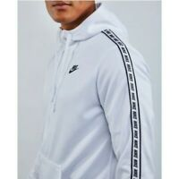 Nike Swoosh Repeat - Men Track Top, White BNWT, RRP £59.99