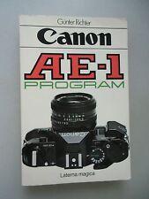 Canon AE-1 Programm 1984 Kamera Fotografie