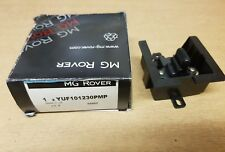 ROVER 25 200 MGZR ELECTRIC SUNROOF SWITCH  New GENUINE MG ROVER  YUF101230PMP