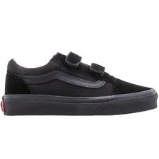 Vans Old Skool V Youth Black / Black
