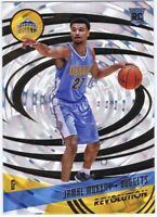 JAMAL MURRAY 2016-17 Panini Revolution Rookies Fractal #130 RC Parallel NUGGETS