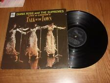 Diana Ross & Supremes: Live at Londons Talk of the Town   LP