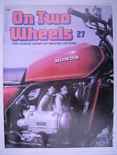 On Two Wheels -  Motorcycle Magazine Volume 2 - Issue No.27 - **FREE POSTAGE**