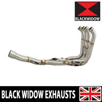 S1000R 2014-2016 Performance De Cat Exhaust Downpipes Collector Headers