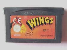 50554 Wings - Nintendo Game Boy Advance () AGB-AWQP-UKV