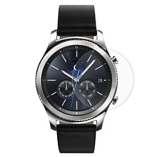 2X Tempered Glass Screen Protector for Samsung Galaxy Gear S3 Gear Smart Watch