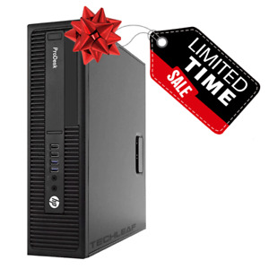 HP i5 Desktop Computer PC | up to 16GB RAM | up to 3TB HDD + SSD | Windows 10