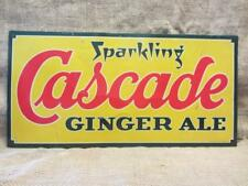 Vitamin B-12 Soda//Drink Advertising SIGN PERRY/'S Old Vintage 1950/'s