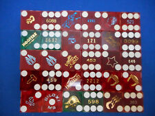 30 Casino Dice in 15 Different Pairs with Matching Numbers - Lot D5