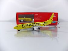 "Herpa Wings 1:500 TUIfly boeing 737-800 ""Magic Life"" D-atug núm. art.. 529860"