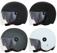 AFX FX-75 Open Face 3//4 Helmet for Motorcycle Street Riding DOT Adult Sizes