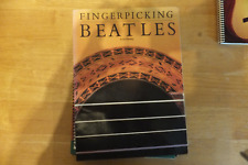 SONG BOOK-BEATLES-FINGERPICKING-ERIC SCHOENBERG-AMSCO -1981