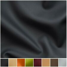 Evora Faux Leather Look Soft Pvc Leathercloth Vinyl Car Upholstery Fabric