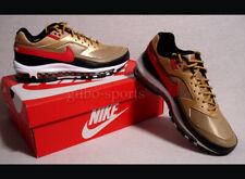 Nike Air Max 97 BW híbridos clásicos metálicos oro rojo tamaño 40 classic AO2406 700