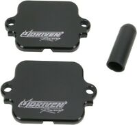 Driven Products - DSBLOCK-4 - Smog Block Off Plates Engine Block-Off Plate
