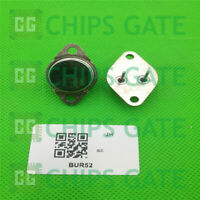 1PCS NEW ST BUR52 TO-3,HIGH CURRENT NPN SILICON TRANSISTOR
