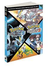 Pokemon Black Version 2 & Pokemon White Version 2 Scenario Guide: The Officia...