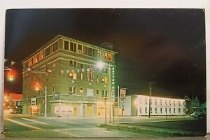 Scenic Morris County Dutton Hotel Motor Lodge Postcard Old Vintage Card View PC
