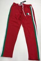 Hudson Italia Flag Pants Mens Size Large Rare Free Shipping.
