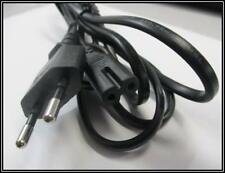 Euro-Netzkabel 8-Form Stromkabel Geräteanschlusskabel 2x0,75mm²  2m 1 Stück