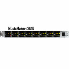 Behringer DI800 Phantom Powered 8-Channel DI In orig Box DI-800 DI 800