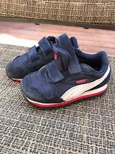 Puma Toddler Boy Shoe Snickers Size 5,5