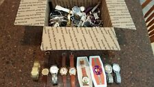 Large (100+) Watch lot - Includes New, Vintage, Working, For repair or Parts