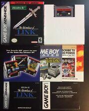 Zelda II: The Adventure of Link Classic NES Series (Game Boy Advance)