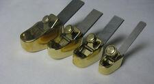 4pcs diverses tailles mini avions --- violin making tools
