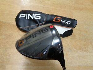 New PING G400 9 Deg DRIVER G 400 Graphite Tour 65 S-Flex