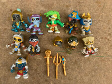 Large Lot of Treasure X Figures and Accessories