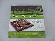Golf Solitaire Desk Game Mancave Golfing Game Sport