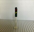 NEW Lego Minifig Food RED STRAWBERIES w// Green Leaves Plant Pattern Kitchen 5862