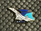 pins pin BADGE AVION PLANE LE CONCORDE LA POSTE