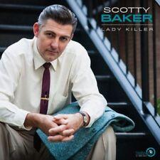 NEO ROCKABILLY LP Scotty Baker - Lady Killer ( VINYL) El Toro Records (Bullseye)