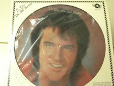To Elvis: Love Still Burning tribute lp record picture disc near mint