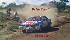 Timo Salonen Nissan 240 RS Safari Rally 1983 Photograph 1