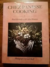 Chez Panisse Cooking Paul Bertolli Alice Waters 1988 Hardcover Gail Skoff book!!