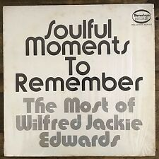 WILFRED JACKIE EDWARDS-MOST OF LP ROOTS REGGAE SHRINK BEVERLEY'S UPSETTERS TUBBY
