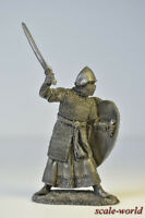 Tin soldier, figure. Saracens. 54 mm