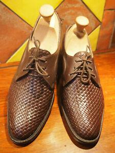 belle paire d'escarpins STÉPHANE KÉLIAN, tressée, UK 4 ½ = 36,5 /37, talon 5 cm
